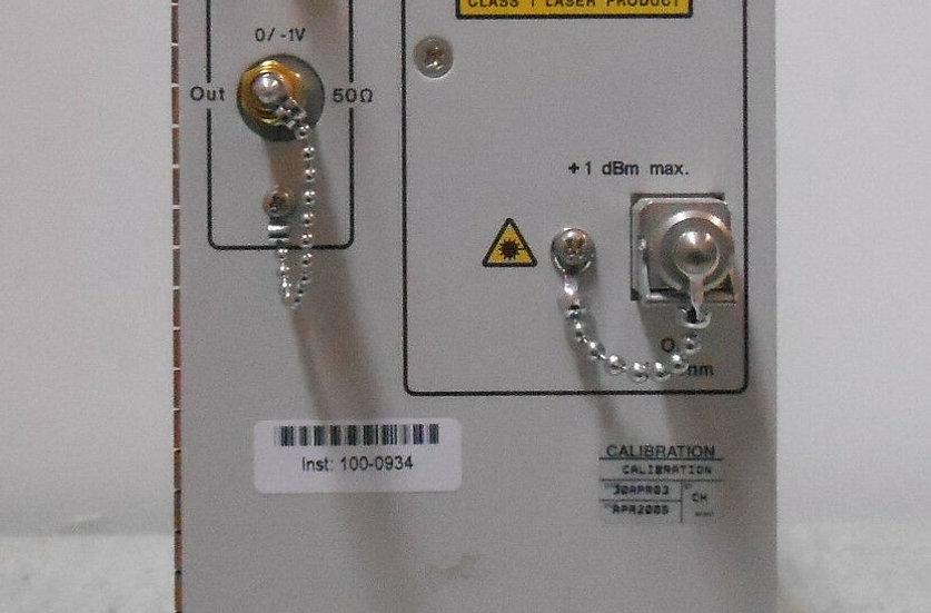Agilent J1422A 10 Gb/s DWDM  Transmitter Module