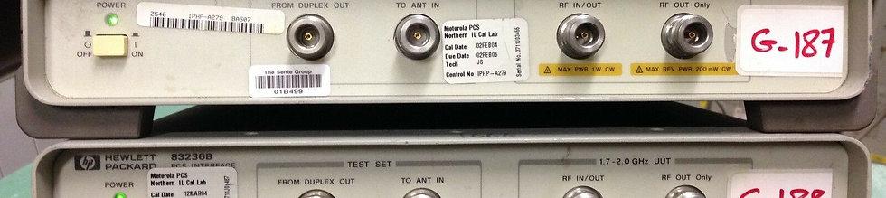 HP 83236B PCS INTERFACE