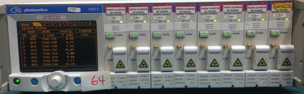 GN Nettest-Photonetics Osics  3610RA00 W 8 X DFB  laser source