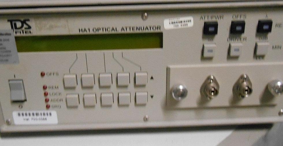 JDS Uniphase HA1503-FPS2 Optical Attenuator JDSU HA1