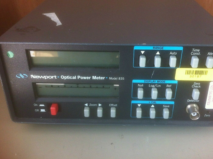 Newport 835 Optical Power Meter