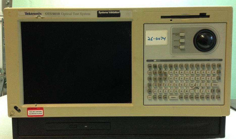 Tektronix OTS9010 10 Gb/s  W OTS91L1, OTS91R2 ,OTS91T2, OTC91CI