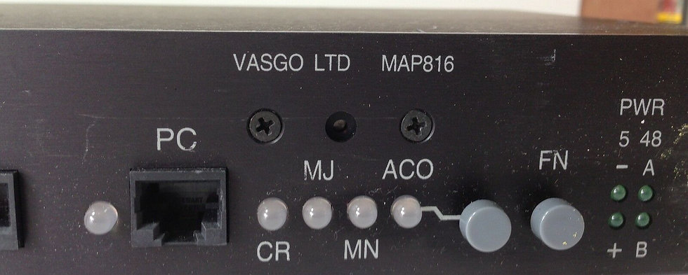 Vasgo LTD MAP816 Rackmount Shelf