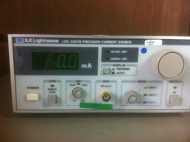 ILX Lightwave LDX-3207B Precision Laser Diode Current Source.
