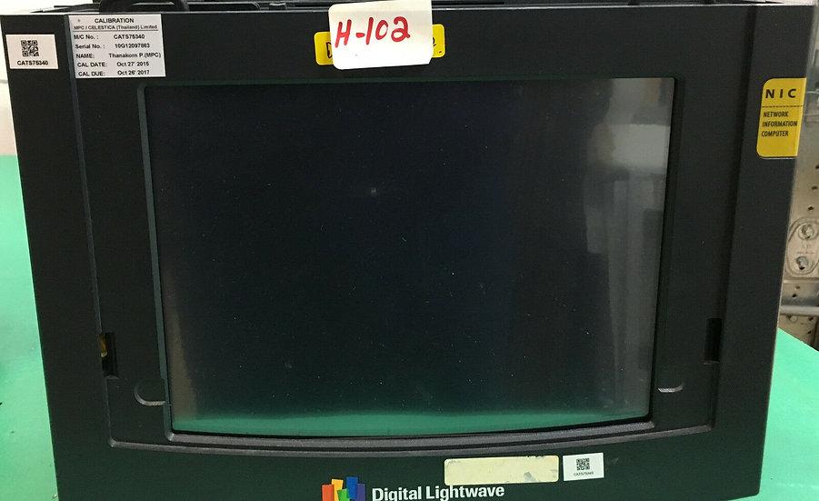 Digital Lightwave NIC-10G-L1X Fiber Optic Network Tester Analyzer