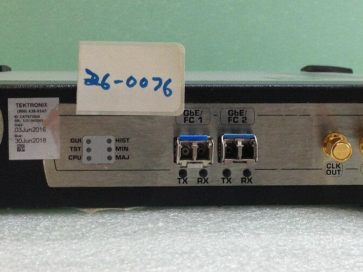 Innocor JDSU TestPoint TS-10 N550-0224-01, N55-022X