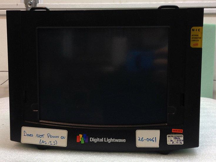 Digital Lightwave NIC NXG NL81B PORTABLE NETWORK INFORMATION