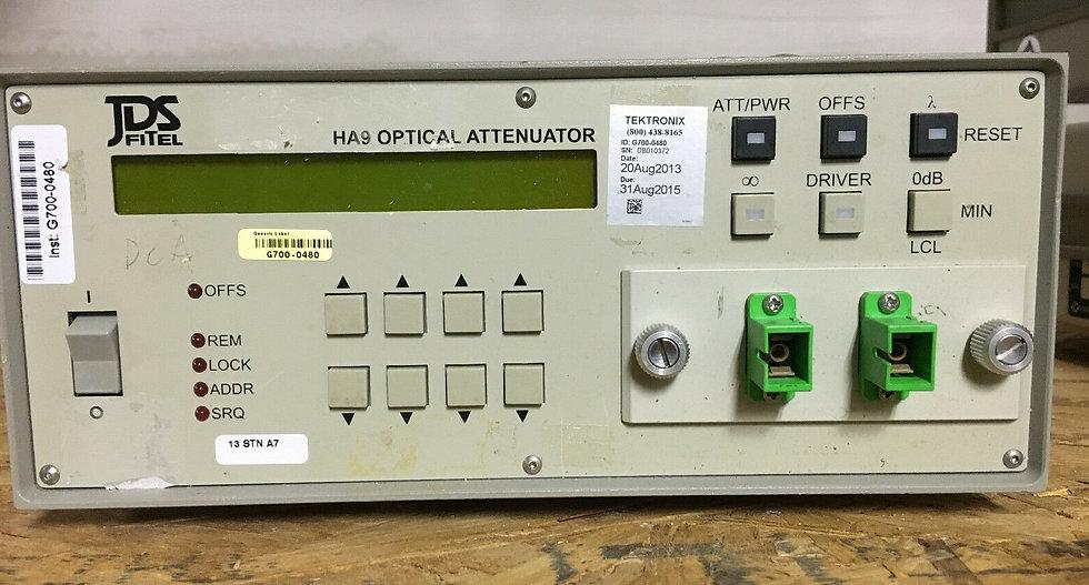 JDS Uniphase  JDSU HA9 HA9503-SUL2  Programmable Attenuator