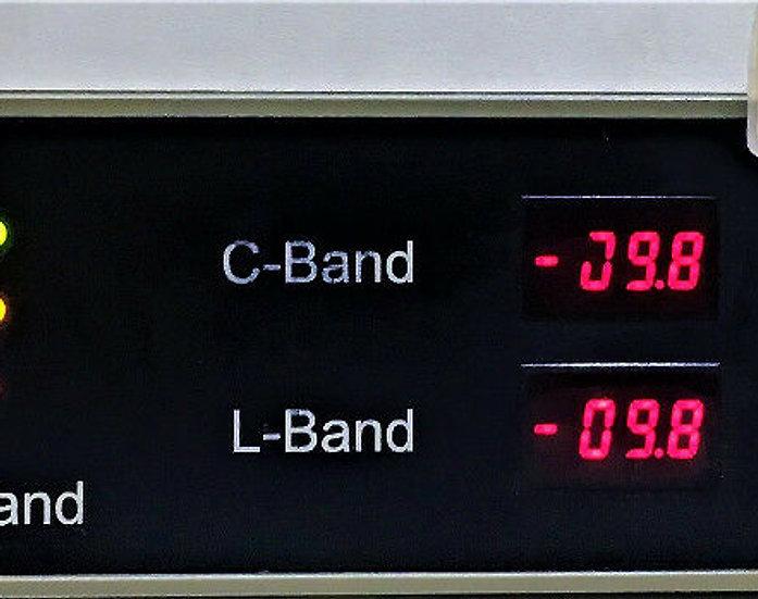 JDSU / AFC C-Band and L-band model SRFA1516 BR1SC-MUX