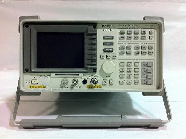 Agilent 8594E Spectrum Analyzer W Options 021 , 101,105