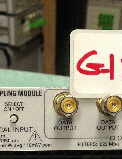 Tektronix 80C01 -CR Optical Sampling Module, 1100 to 1650nm signals at 622 -248