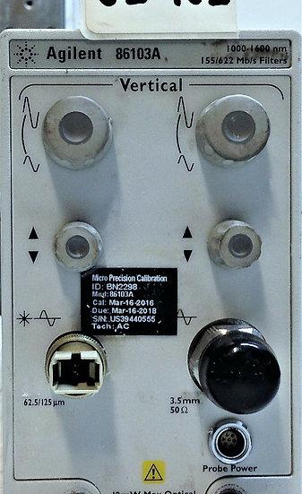 Agilent 86103A with option 201