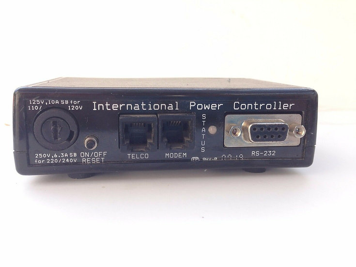 International Power Controller RS-232
