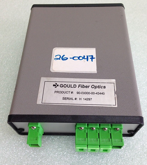 GOULD Fiber Optics 90-00000-00-43440