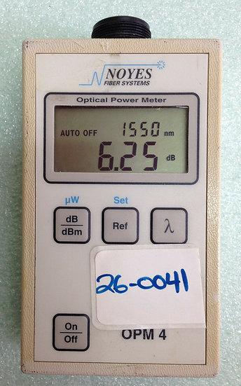 Noyes OPM4 Optical Power Meter