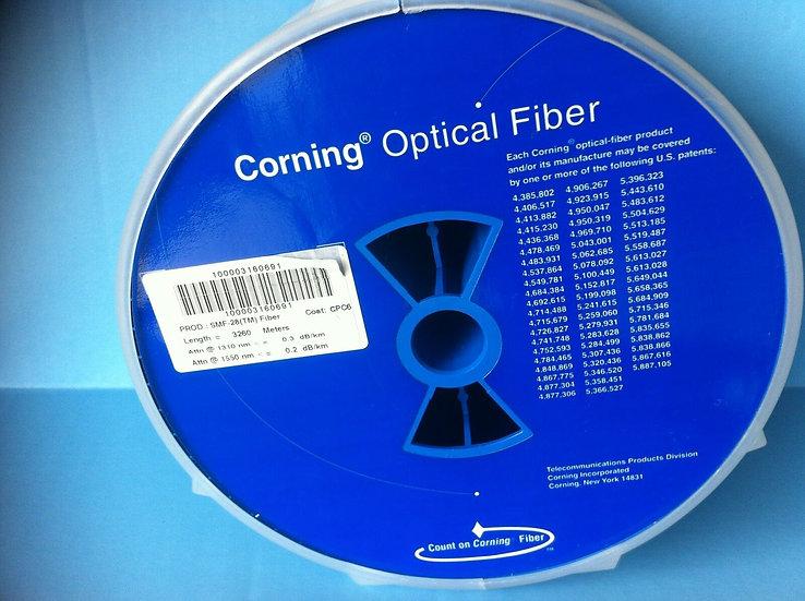 Corning Single Mode SMF-28 Optical Bare Fiber 3000Mts 3K
