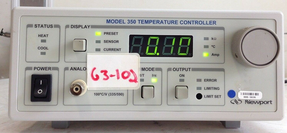 Newport 350 Temperature controller