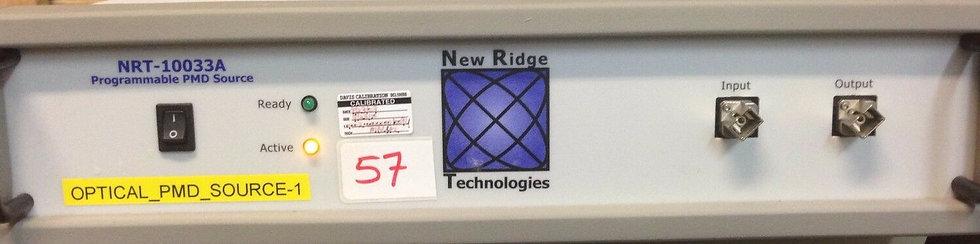 New Ridge Technologies NRT-10033A Programmable PMD SOURCE