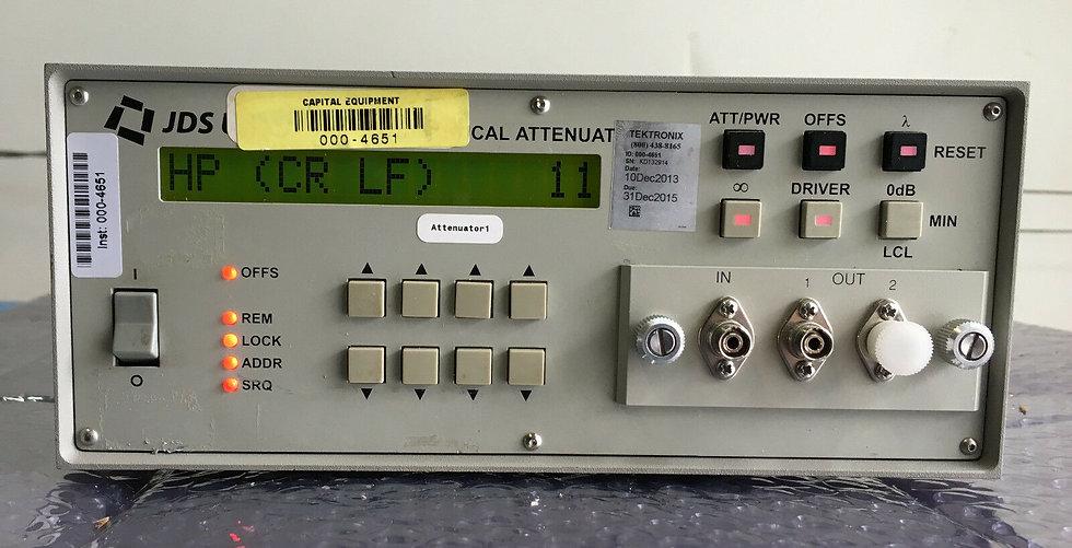 JDS Uniphase HA9   JDSU HA97+18KFA1  Programmable Attenuator