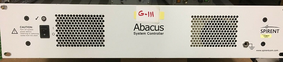 SPRINT Abacus System Controller P/N 82-01600