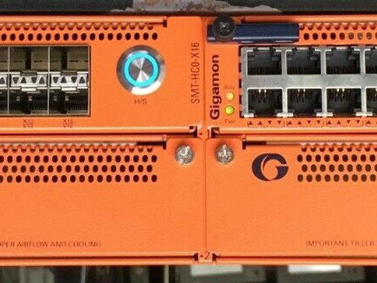 GIGAMON Mod. NetWrk Sw/GVS-HC201 GIGAVUE HC2 (TAP-HC0-G100C0 / SMT-HC0-X16)