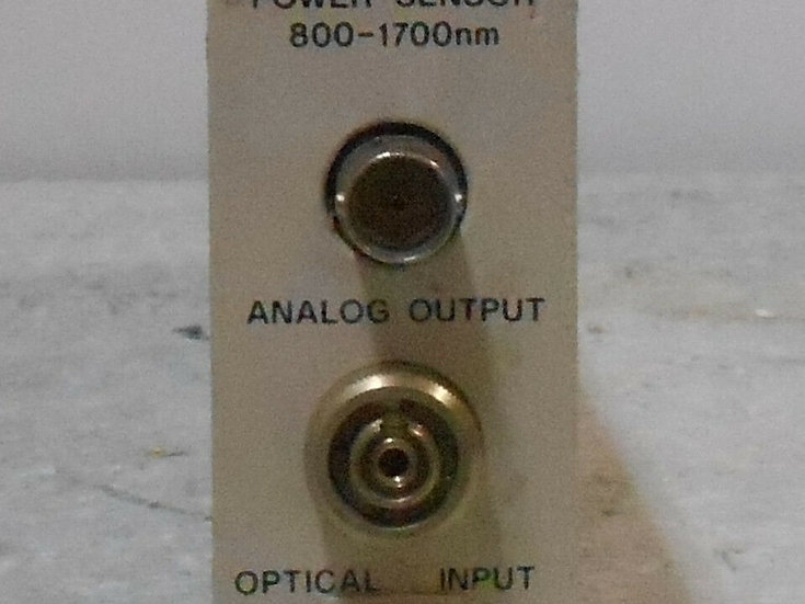 Agilent HP 81532A Power Sensor Module