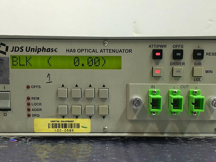 JDS Uniphase HA9   JDSU HA097+28KSU1  Programmable Attenuator