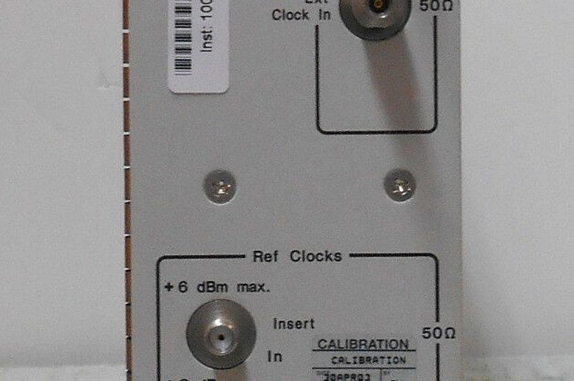 Agilent J1421A Clock Source Module