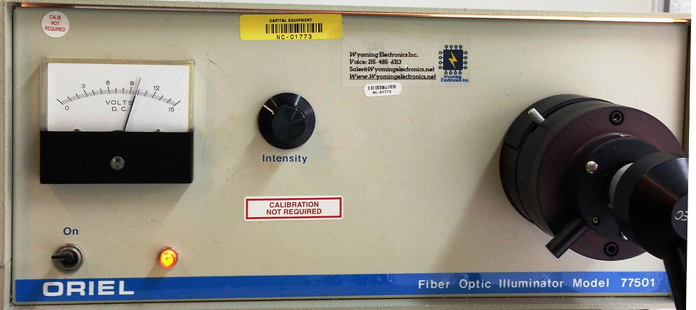 Oriel 77501 Fiber Optic Illuminator