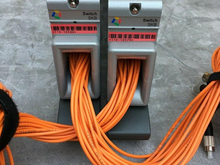 JDSU SKB Fiber Optical Switch Model / MAPS+1K27116L3FP