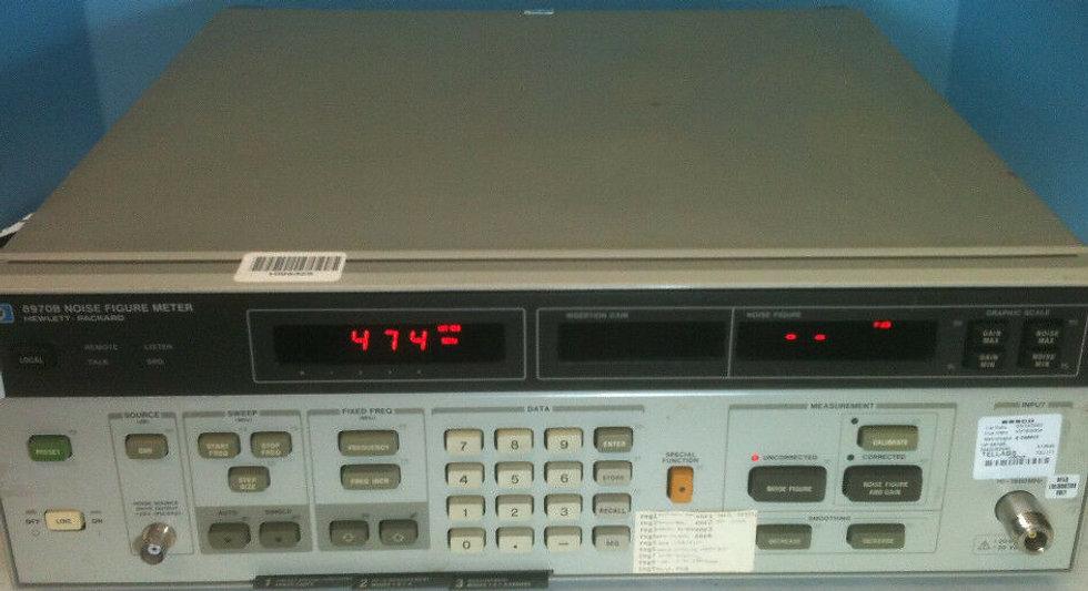 HP 8970B NOISE FIGURE METER