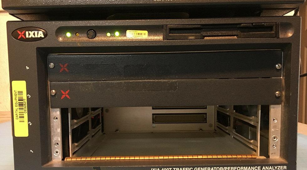 Ixia 400T 4 slot Frame