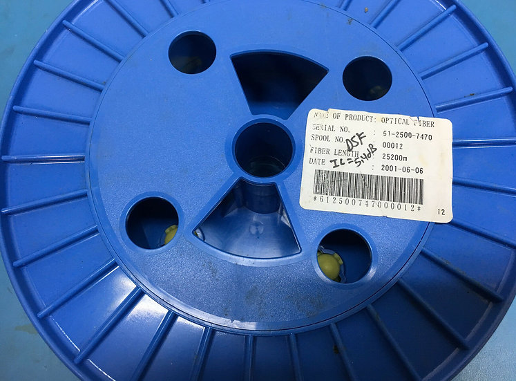 Sumitomo Electric Single Mode Fiber DSF Optical Bare Fiber 25200 m  / 25km
