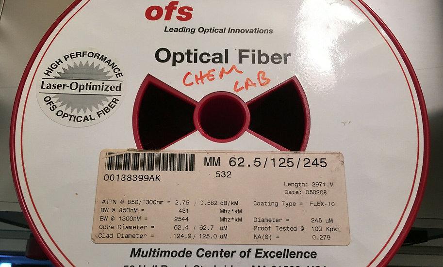 Multimode Optical Bare Fiber 2971 meters