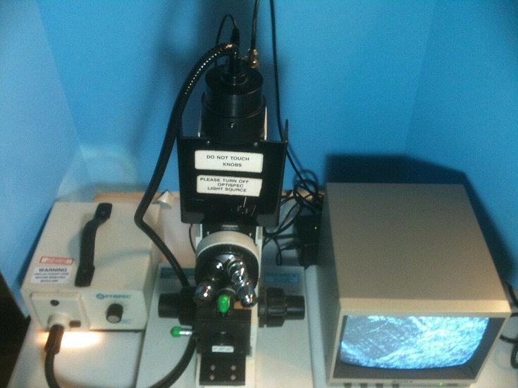 OptiSpec ME3200 /  ME3000 Fiber Optic Video Microscope