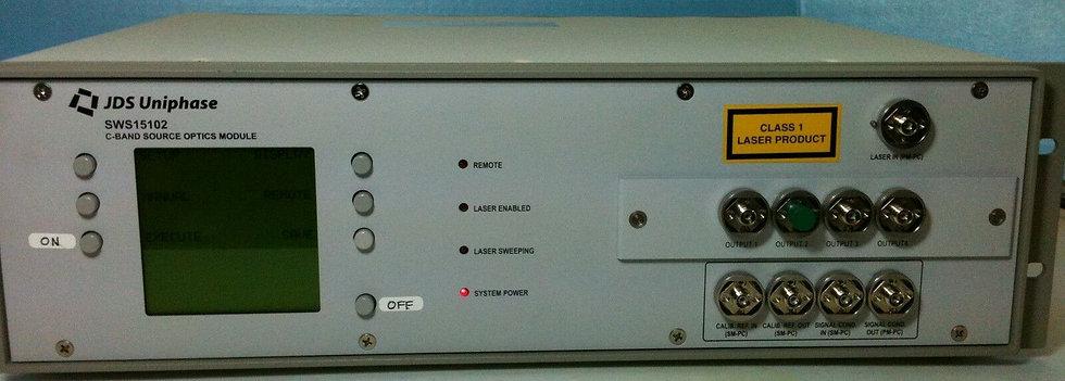 JDS Uniphase SWS15102 C-Band Source Optics Module