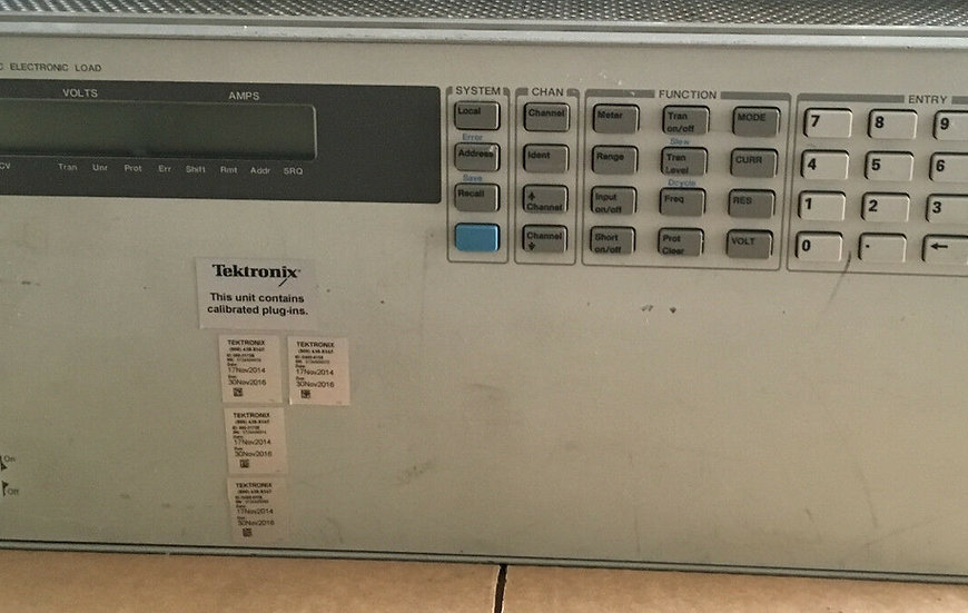 Agilent 6050A / 2 X  60501B plus 1x 60502B