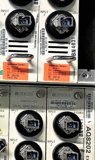 Ando AQ8201-22 Dual OPM Module