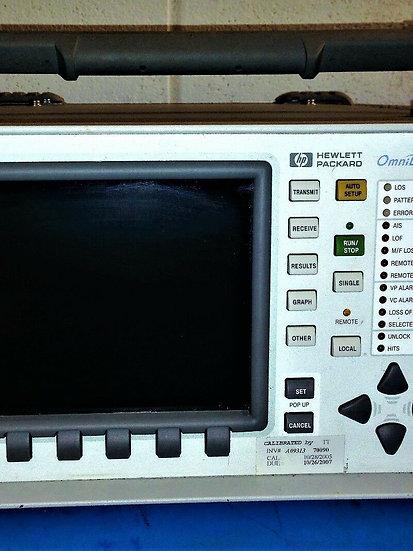 HP OmniBER 717 Model 37717C opt. (120 131 A3B UKP USS)  / 15777C opt (110)