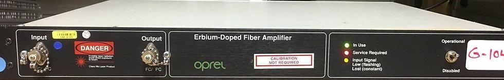 Oprel OFA20D-2241S Erbium Doped Fiber Amplifier