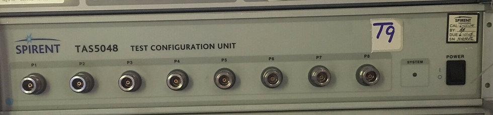 Spirent TAS5048 CDMA PLTS Test Configuration Unit