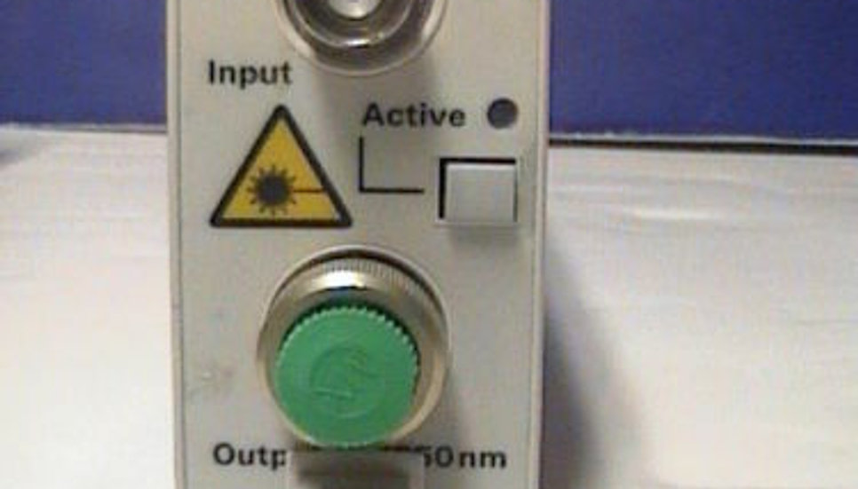 HP 81689A Tunable Laser module.w opt 021