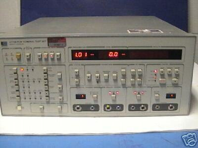 Hewlett Packard 3776B PCM Test Set