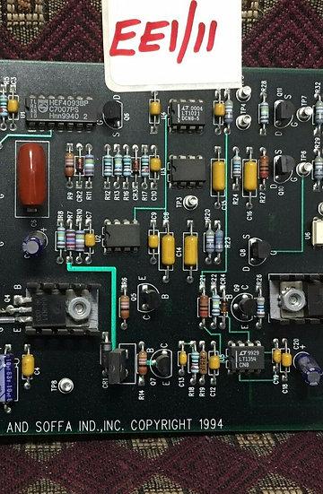 KULICKE AND SOFFA 8001-4038-000-02 CLAMP MODULE