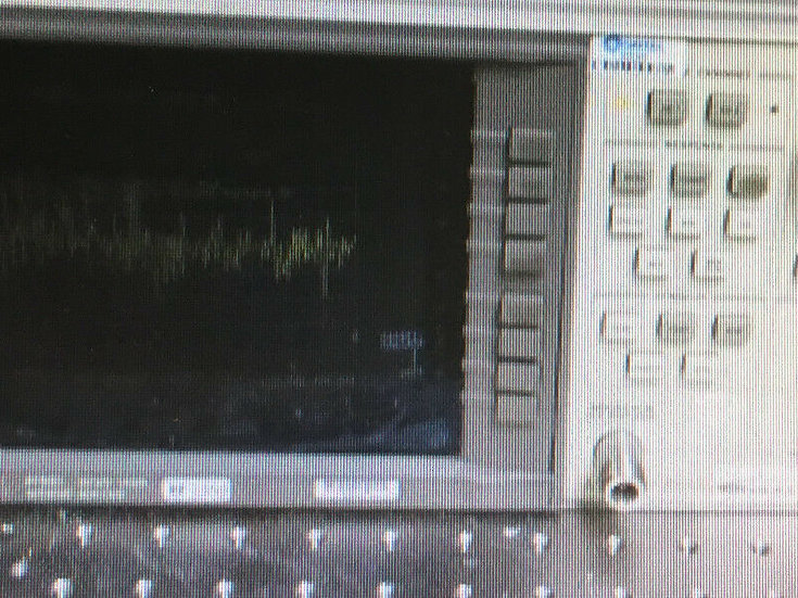 Hewlett Packard 8752C Network Analyzer 300kHz - 1.3GHz, option 75