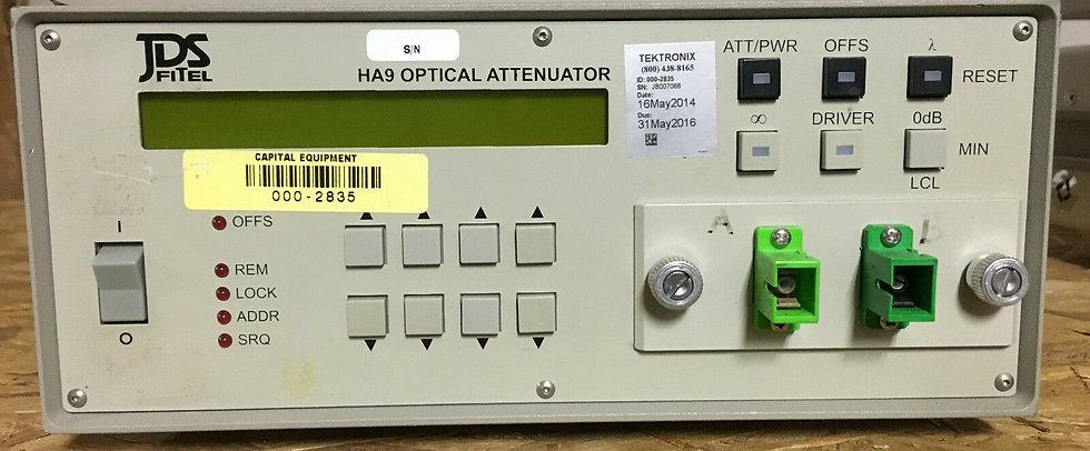 JDS Uniphase  JDSU HA9 HA9503-SUS2  Programmable Attenuator