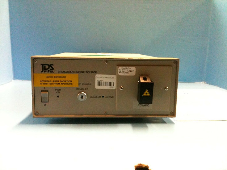 JDS Uniphase Fitel Broadband & Noise Source BNS1415 AFC