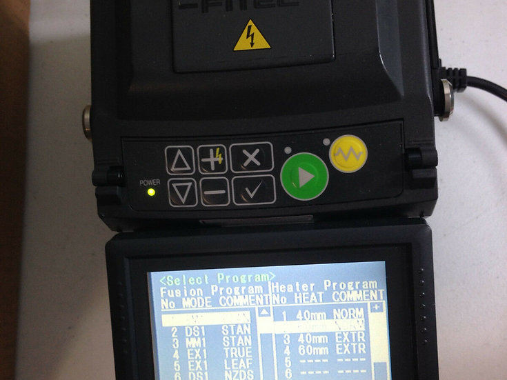 Fitel S199s Optical Fiber Fusion Splicer