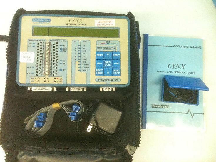 LYNX Digital Data Network Tester