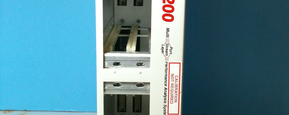 Netcom - SMB-0200 4-slot Portable Smartbit Chassis